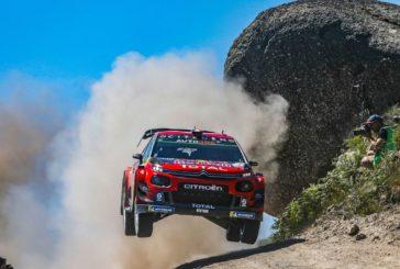 WRC – C3 WRC just shy of the Podium