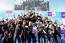 Formule E: DS remporte les deux titres