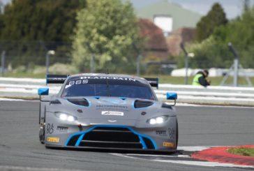 R-Motorsport tritt mit drei Aston Martin Vantage GT3 bei den Total 24 Hours of Spa an