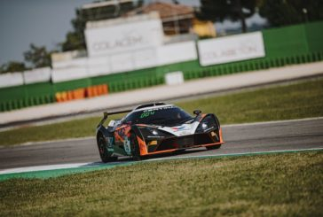 GT4 European Series – Roller-coaster of emotions for Patric Niederhauser at Misano