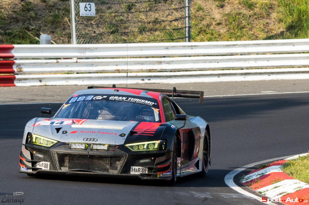 24h Nürburgring – La Porsche 911 déclassée, Marcel Fässler monte sur le podium