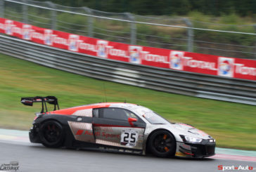 Audi Sport after 24 Hours of Spa in fourth place of the standings with Christopher Haase