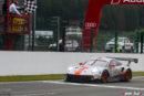 24h de Spa – Doublé Porsche au terme d'un final haletant, Patrick Pilet deuxième