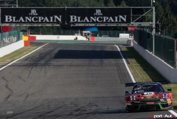 Neun Porsche 911 GT3 R beim wichtigsten GT3-Rennen der Welt