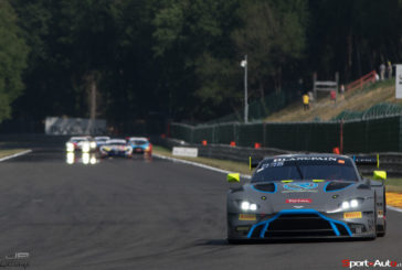 Max Hofer, Hugo de Sadeleer und Ricky Collard im R-Motorsport Fahrer-Aufgebot im GT World Challenge Europe