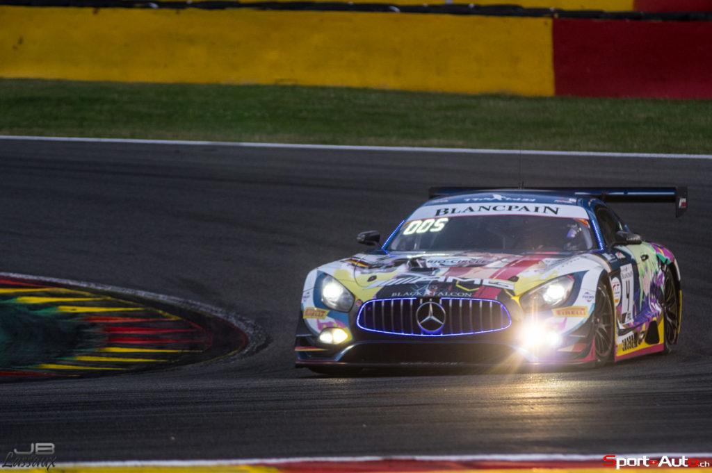 24h de Spa – Mercedes en pole position, Nico Müller septième de la Superpole