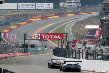 24 H de Spa : Les stars du GT international se préparent à l'affrontement !