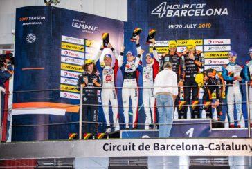 Jonathan Hirschi et Graff Racing deuxième aux 4 Heures de Barcelone