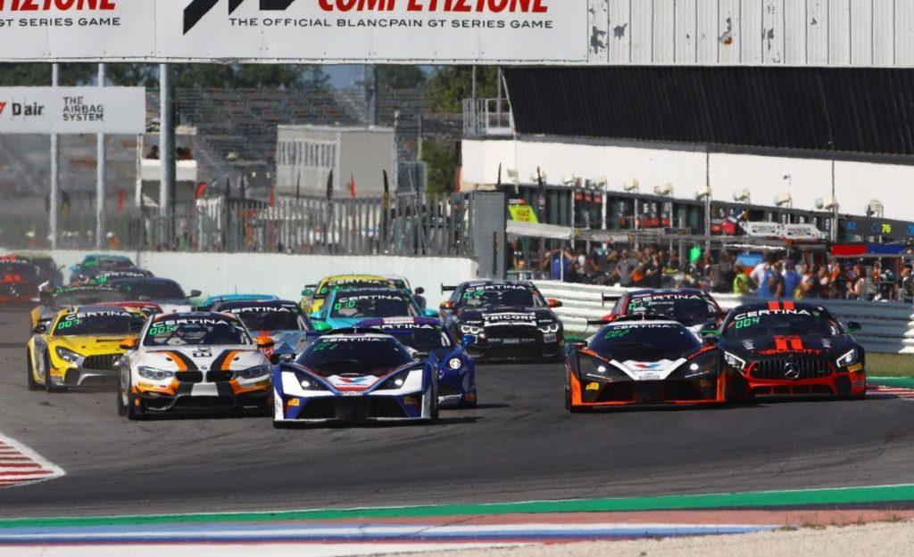 GT4 European Series - Victoires Mercedes à Misano, week-end contrasté pour les suisses