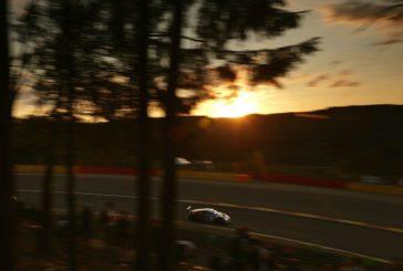 Elf Audi R8 LMS bei den 24 Stunden von Spa 2019