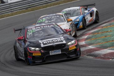 GT4 European Series – MDM Motorsport BMW wins home race at Zandvoort