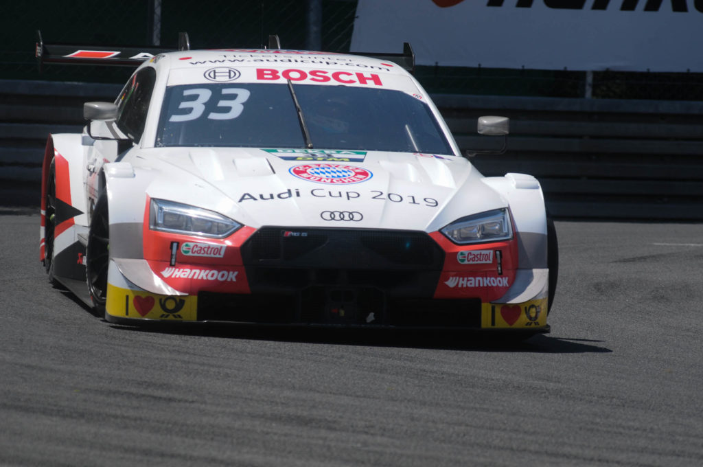 DTM - First a setback, then a comeback: René Rast secures dominant win at Norisring