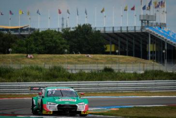 DTM- Assen: Nico Müller s'offre le podium