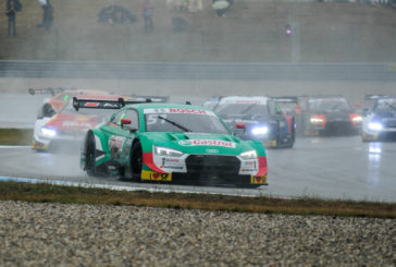 DTM – Double podium for Audi in rain battle at Assen
