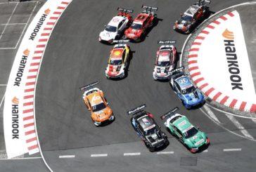 """Die DTM erstmals zu Gast in der """"Cathedral of Speed"""""""