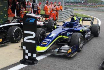 FIA F2 – GP de Grande-Bretagne: Louis Delétraz à un souffle de la victoire