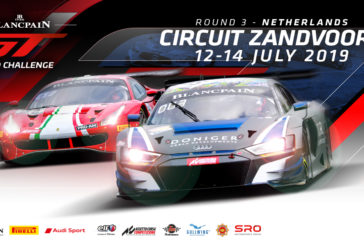 Blancpain GT World Challenge Europe title hopefuls set for crucial Zandvoort contest