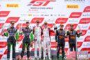 Blancpain GT World Challenge Europe – Raffaele Marciello retrouve la plus haute marche du podium, double victoire en Silver Cup pour Hugo de Sadeleer