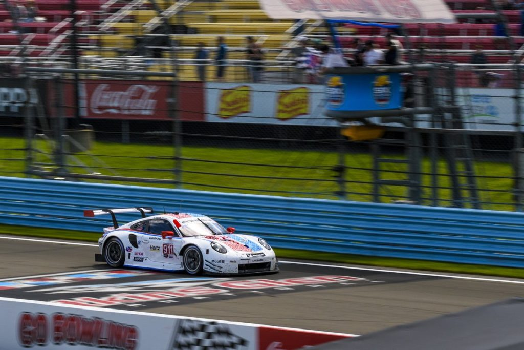 IMSA – Victoire pour Patrick Pilet à Watkins Glen