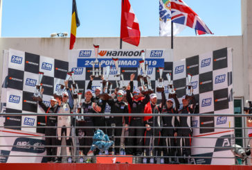 Four in a row for Bohemia Energy racing with Scuderia Praha at 24H Portimao