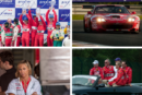 Lilian Bryner makes history at the 2004 Spa 24 Hours