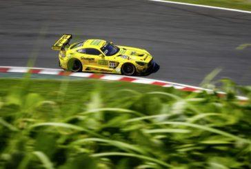 Mercedes-AMG celebrates podium finish and defends championship lead at Suzuka