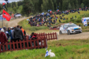 FIA Junior WRC Rally Finland leader Tom Kristensson finished Saturday with a comfortable 25.2-second