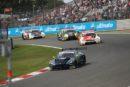 Daniel Juncadella bei der Heimpremiere des Aston Martin Vantage DTM in den Punkten