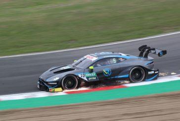 Aston Martin Vantage DTM startet beim DTM-Jubiläum in der Lausitz