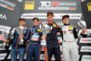 ADAC TCR Germany – Pascal Eberle et Julien Apotheloz sur le podium du Nürburgring