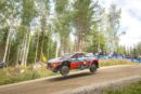 WRC – Hyundai Motorsport is fighting inside the top-five at Rally Finland