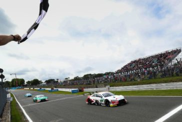 """""""Super Sunday"""" for Audi in the DTM at Brands Hatch"""