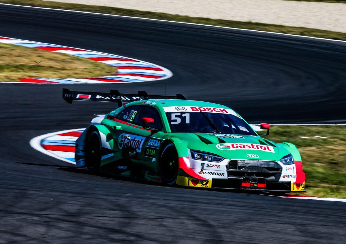 DTM - La treizième course de la saison signe de réussite pour Nico Müller