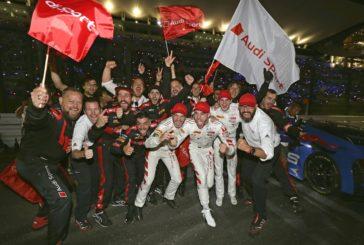 Audi Sport gewinnt 10 Stunden von Suzuka
