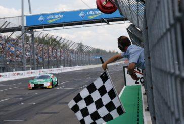 DTM – Drama um Rast – Sieger Müller macht DTM-Titelkampf spannend