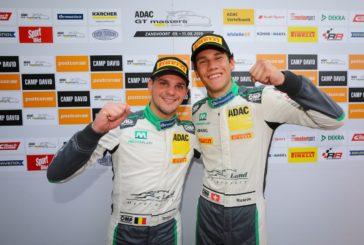 ADAC GT Masters – Ricardo Feller s'impose à Zandvoort