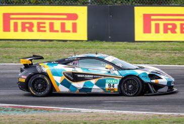 Alain Valente sammelt weitere Punkte für die Meisterschaft, trotz schwierigem  Wochenende am Nürburgring!