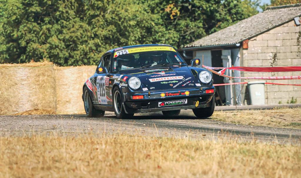 Rallye d'Autun : excellente performance de Guy Trolliet, les autres Suisses très malchanceux!