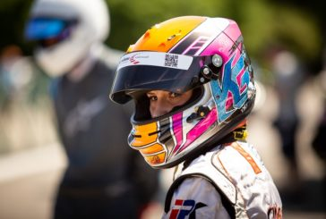 Karen Gaillard est la première représentante féminine de l'«AutoScout24 et CUPRA Young Driver Challenge» à participer à la course de l'ADAC TCR Germany