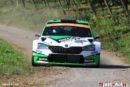 ADAC Rallye Deutschland: ŠKODA's Jan Kopecký and co-driver Pavel Dresler win WRC 2 Pro category