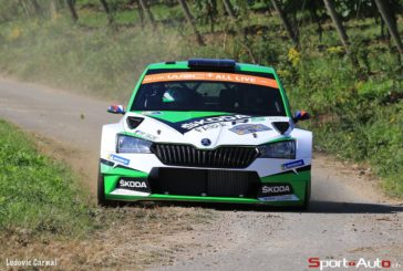 ADAC Rallye Deutschland: ŠKODA's Jan Kopecký and co-driver Pavel Dresler win WRC 2 Pro category