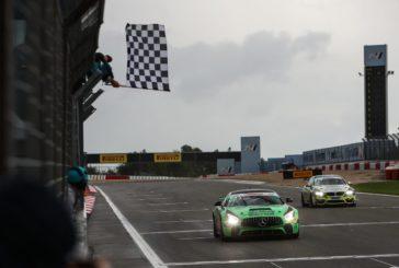 Erster Saisonsieg für Mercedes-AMG in der ADAC GT4 Germany