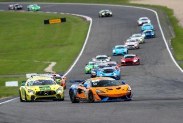 Doppelsieg für McLaren in ADAC GT4 Germany am Nürburgring