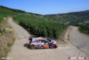 Hyundai i20 Coupe WRC mit starker Performance in Deutschland