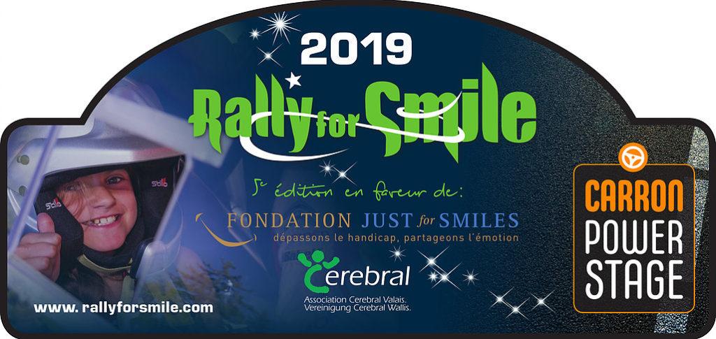 Rally for Smile 2019 - Rendez-vous aux Casernes de Sion samedi !
