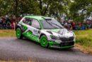 Škoda drivers Rovanperä and Kopecký aim for third double of the season in the WRC 2 Pro category