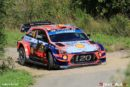 WRC – Dani Sordo heads the Hyundai trio after a strong Saturday for the Spaniard