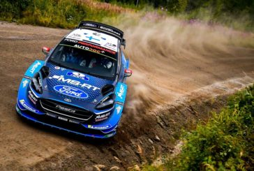 WRC – Tough start for the youngster