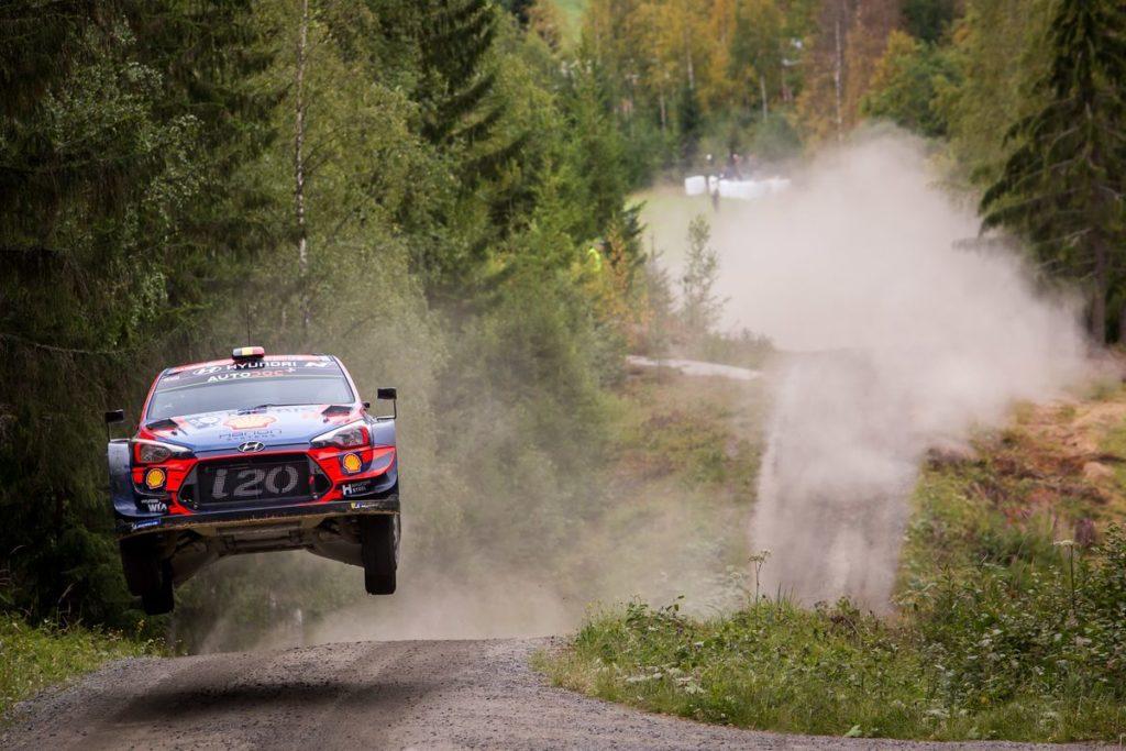 WRC - Le rallye de Finlande annulé