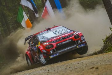 WRC – Lappi-Ferm move into second position in the C3 WRC !